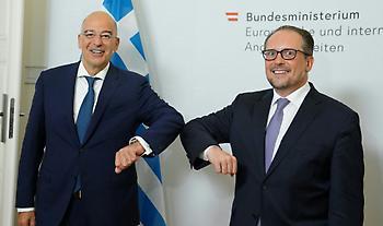 Αυστρία: Η ΕΕ πρέπει να επιδείξει πλήρη αλληλεγγύη στις παράνομες τουρκικές ενέργειες