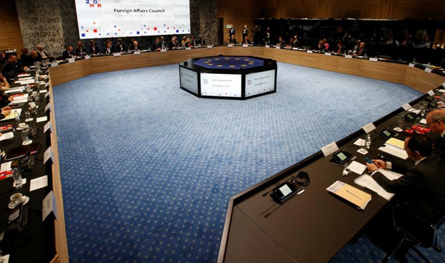 Συμβούλιο Υπουργών Εξωτερικών: Αλληλεγγύη, αποκλιμάκωση και διάλογος