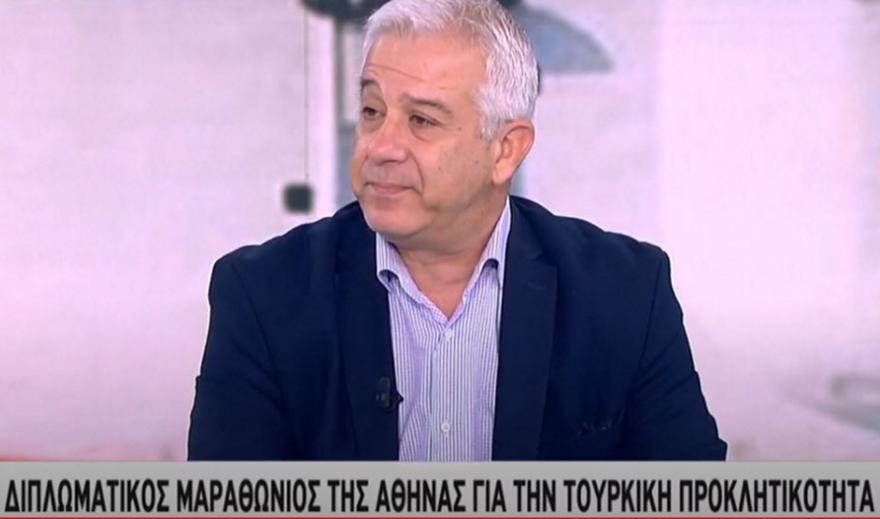 Υφαντής σε ΣΚΑΪ:Ο Ερντογάν θέλει διέξοδο, αλλά που να πουλήσει με θριαμβολογίες στο εσωτερικό