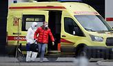 Ρωσία: 119 νεκροί και πάνω από 5.000 νέα κρούσματα κρούσματα σε 24 ώρες