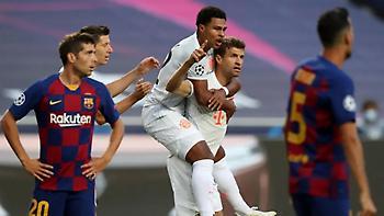 Αυτό είναι το ματς με τα περισσότερα γκολ στο Champions League