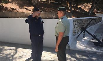 Στο Στρατηγείο Διοικήσεως Ανατολικής Μεσογείου ο ΑΓΕΕΘΑ Κωνσταντίνος Φλώρος