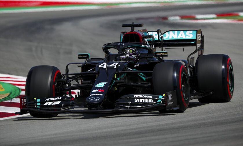 Στον Χάμιλτον η pole position στην Ισπανία