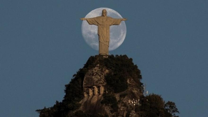 Βραζιλία-κορωνοϊός: Ανοίγει για το κοινό το διάσημο άγαλμα του Χριστού του Λυτρωτή