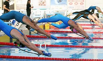 Η αποστολή για το Ευρωπαϊκό Πρωτάθλημα τεχνικής κολύμβησης