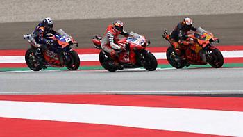 Έκπληξη από Ολιβέιρα στο Moto GP της Αυστρίας