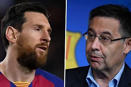 El Mundo Deportivo: «Μόνο για ανανέωση θα μιλήσει με Μέσι ο Μπαρτομέου»
