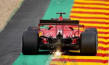 Βελγικό GP: Έπιασε πάτο η Ferrari στο FP3