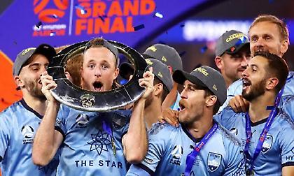 Πρωταθλήτρια στην Αυστραλία η Sydney FC