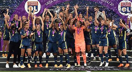 Αυτοκράτειρα η Λιόν στο Champions League Γυναικών