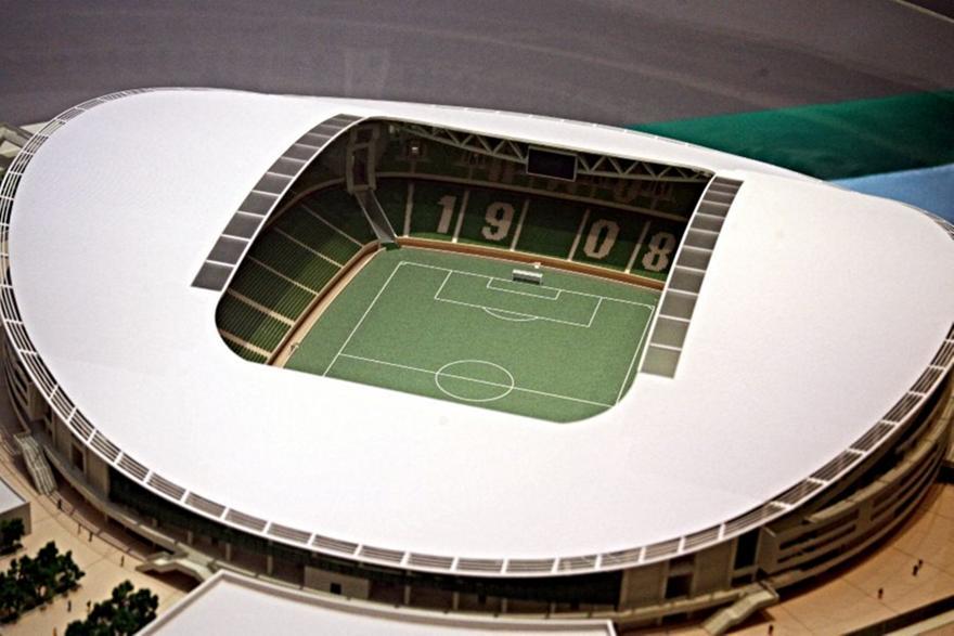 Γήπεδο ποδοσφαίρου 35.000 θέσεων και μπάσκετ σε όμορο οικόπεδο για Παναθηναϊκό