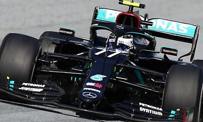 Γκραν Πρι Ιταλιάς: 1-2 οι Mercedes στο FP1