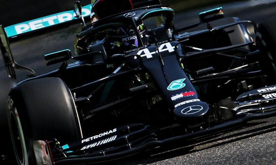Πρώτη με Χάμιλτον η Mercedes στο FP2
