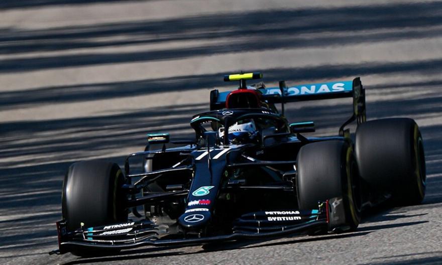 GP Ιταλίας: Ταχύτερη και στο FP3 η Mercedes