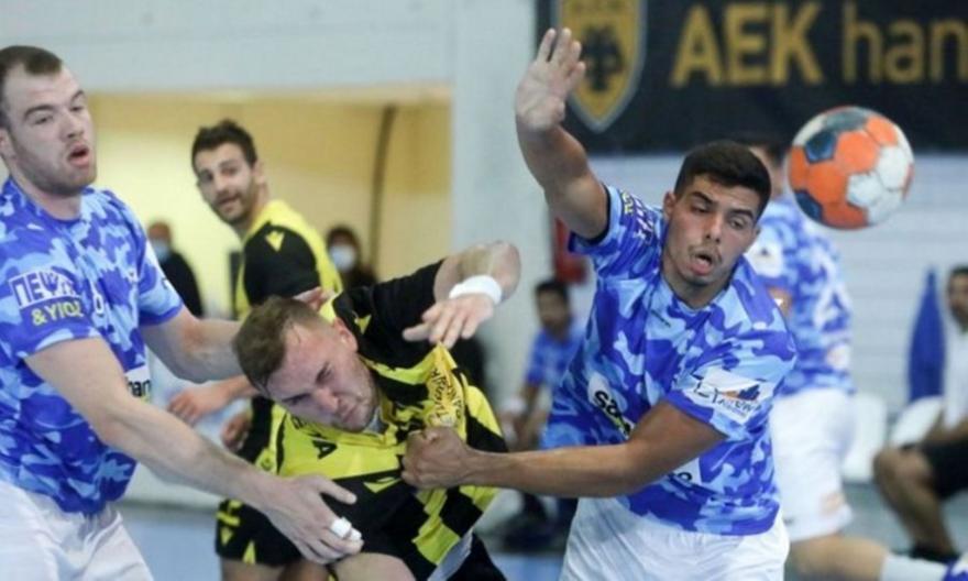 Δεύτερη νίκη για την ΑΕΚ στο «Παπασταμάτης»