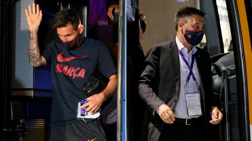 Sport: «Δεν αποκλείεται παραμονή του Μέσι και μετά το επόμενο καλοκαίρι»