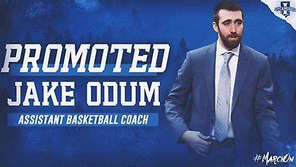 Βοηθός προπονητή σε ομάδα του NCAA ο Τζέικ Όντουμ