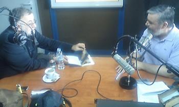 Ο ΣΠΟΡ FM θυμάται την εκπομπή του Χρίστου Χαραλαμπόπουλου με τον Θάνο Μικρούτσικο
