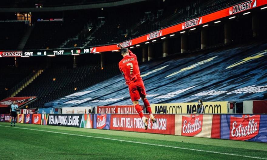 Τρομερός Ρονάλντο, εκτέλεσε με 2η γκολάρα τη Σουηδία (video)
