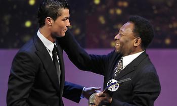 Συγχαρητήρια και αποθέωση Πελέ για τον Ρονάλντο!