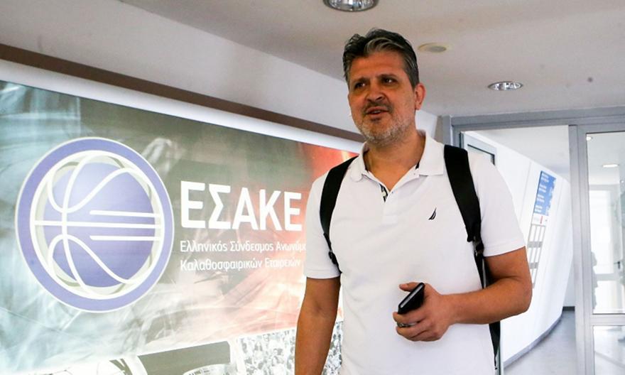 Πανταζόπουλος: «Ιδανικό να γίνει το Super Cup με κόσμο»