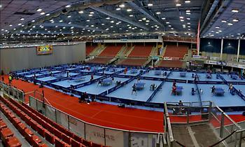 Στο Ζάγκρεμπ τον Οκτώβριο η επιστροφή και στα διεθνή όπεν επιτραπέζιας αντισφαίρισης ανδρών-γυναικών