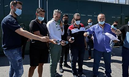 Διαμαρτυρήθηκαν οι 22 εκπρόσωποι της Football League στον… απόντα Αυγενάκη!