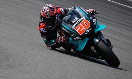MotoGP: Κουαρταράρο στην κορυφή
