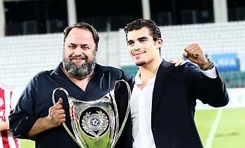 Μαρινάκης: «Κλείσαμε μια εξαιρετική χρονιά, συνεχίζουμε δυνατά»