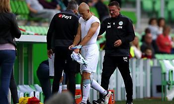 Αποθέωση και... τραυματισμός για τον Ρόμπεν στην επιστροφή του (video/pics)