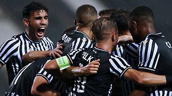 Μάχη ΠΑΟΚ-Μπενφίκα στο δρόμο για τους ομίλους του Champions League