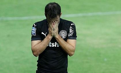 Οι ευχές του ΠΣΑΠ στον Βαζ: «Ρικάρντο θα γυρίσεις δυνατός» (pic)