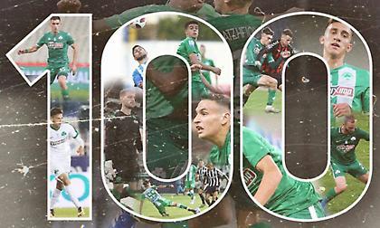 Η εντυπωσιακή… 100άρα του Παναθηναϊκού με παίκτες της Ακαδημίας (pic)