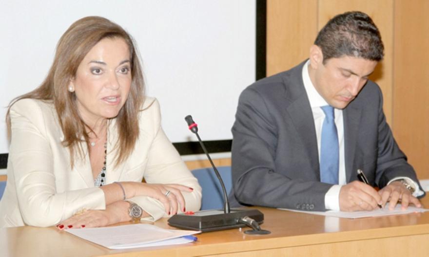 Εσωκομματική κόντρα Ντόρας – Αυγενάκη στη Βουλή για το αθλητικό νομοσχέδιο!