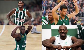 Παναθηναϊκός: Έξι NBAers για… τα μάτια του κόσμου!