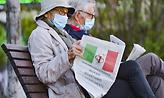 Ιταλία: 1.585 νέα κρούσματα κορωνοϊού και 13 νεκροί το τελευταίο 24ωρο