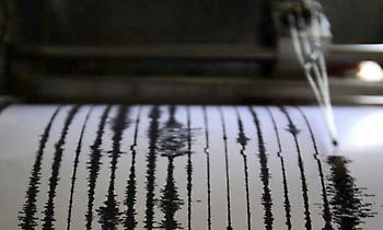 Σεισμός 4,1R ανοιχτά των Κυθήρων