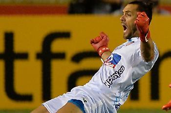 Πρώην τερματοφύλακας της ΑΕΛ σκόραρε με φάουλ στο Κόπα Λιμπερταδόρες (video)