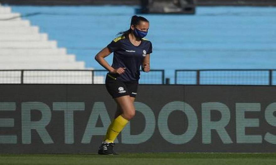 Γυναίκες διαιτητές στο Copa Libertadores για πρώτη φορά