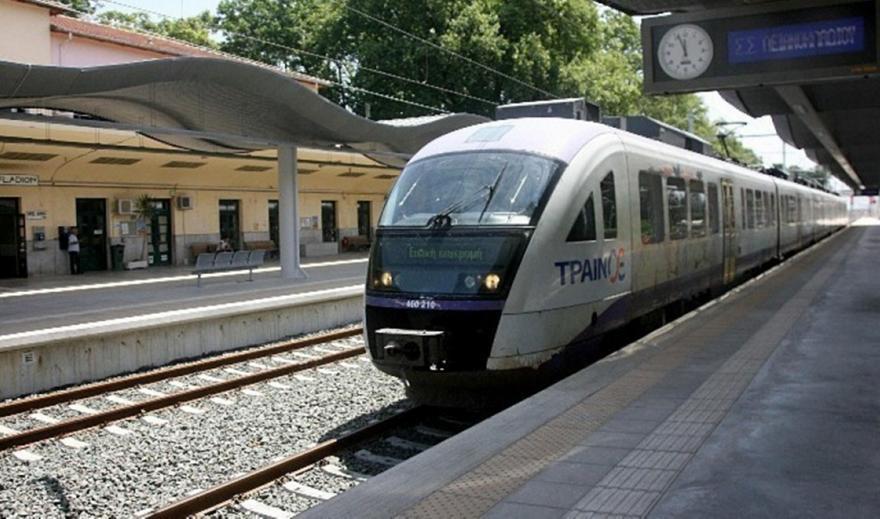 ΤΡΑΙΝΟΣΕ: Διακόπτονται τα πρωινά δρομολόγια Αθήνα-Θεσσαλονίκη λόγω Ιανού