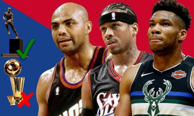 ΝΒΑ: Οι οχτώ MVPs χωρίς Πρωτάθλημα