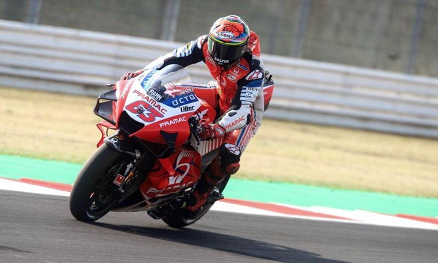MotoGP: Πρώτος με ρεκόρ ο Μπανάια στο FP3