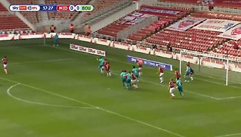 Φοβερό γκολ με τακουνάκι από τον Σολάνκε (video)