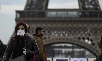 Κορωνοϊός: 13.498 νέα κρούσματα στη Γαλλία