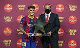 MVP στην επιστροφή του στην Μπαρτσελόνα ο Κουτίνιο