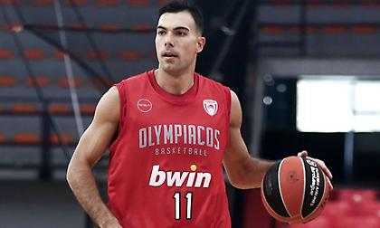 Ζέρβας: «Σε εποχή Σλούκα ο Ολυμπιακός»