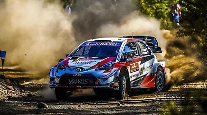 WRC: Νίκη Έβανς στην Τουρκία, παίρνει φωτιά το πρωτάθλημα