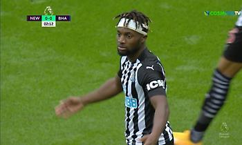 Δύο γκολ στο πρώτο εξάλεπτο η Μπράιτον (video)