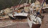 Ο Ιανός βύθισε «στόλο» δεκάδων σκαφών στην Κεφαλονιά