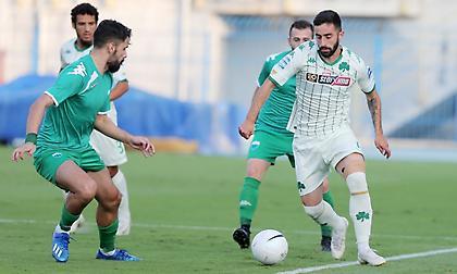 Lιve: Παναθηναϊκός-Λεβαδειακός 1-0